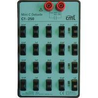 Měřicí kapacitní dekáda Cosinus C1-250, 100 pF - 11,111 µF, 250 V