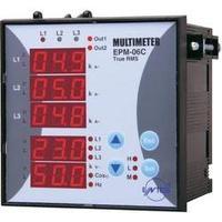 Panelový programovatelný multimetr Entes, EPM-06C-96