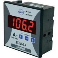 Panelový programovatelný ampérmetr Entes, EPM-4A-96, 50 mA - 10 kA