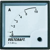 Analogové panelové měřidlo VOLTCRAFT AM-96X96/5A 5 A