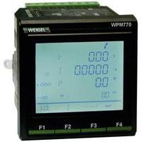 Digitální multifunkční elektroměr Weigel, 6790012