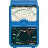 Analog multimetr Metrix MX2B+MN09 MX0002B, ochrana proti tryskající vodě (IP65)