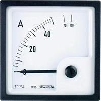 Analogové panelové měřidlo Weigel EQ96K 400/5A 400 A/AC (5A)