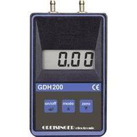Přesný digitální manometr Greisinger GDH 200-07 110602, 0 až 0,1999 bar