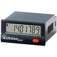 Počítadlo provozních hodin Kübler Codix 141, PNP 4 - 30 V/DC