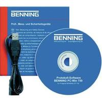 Software určený k měření Benning PC-Win ST 750