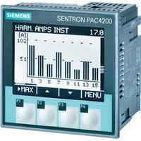 Multifunkční panelové měřidlo Siemens SENTRON PAC4200