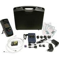 Tester pro instalaci kabelů Gigabit LAN sítí, s funkcí diagnostiky sítě Psiber Data NX1400
