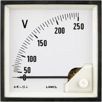 Vestavný měřicí přístroj 96 x 96 mm Lumel EA19 500V 500 V/AC Elektromagnetický