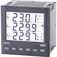 Programovatelný 3fázový multimetr Lumel ND10 22100E0
