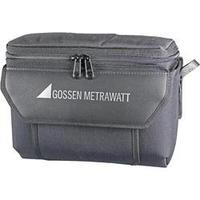 Pohotovostní brašna Gossen Metrawatt PROFITEST-METRISO Z550C s vnější kapsou na měřicí kabel pro METRISO INTRO, BASE, TECH, PRO, XTRA a PROFITEST INTRO
