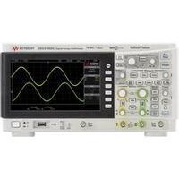 Digitální osciloskop Keysight Technologies EDUX1002G s generátorem funkcí, 50 MHz, 2kanálový