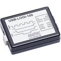 USB logický analyzátor Deditec USB-LOGI-100, 18 kanálů