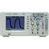 Digitální osciloskop Agilent Technologies DSO1152B, 2 kanály, 150 MHz