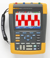 Analyzátor motorových pohonů Fluke MDA-510