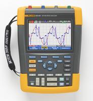 Analyzátor motorových pohonů Fluke MDA-550
