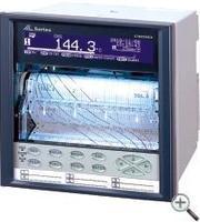 Hybridní bodový zapisovač CHINO série AL4000