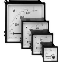 Analogové panelové měřidlo Weigel EQ96K 0-250V 250 V/AC