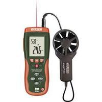 Anemometr s teploměrem Extech HD-300, kalibrováno dle ISO