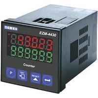 Čítač s přednastavením a reléovým výstupem Emko, 230 V/AC, 46 x 46 mm