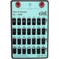 Cosinus R1-1000 Mess-Dekade, 250 V;Kalibrováno dle ISO