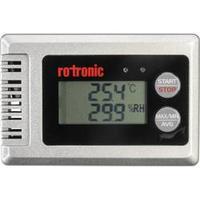 Datalogger rotronic HL-1D-SET, teplota, vlhkost vzduchu Kalibrováno dle bez certifikátu
