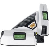 Deska laseru Laserliner SuperSquare-Laser 4 Plus, dosah (max.): 5 m, Kalibrováno dle: bez certifikátu