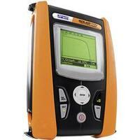 Digitální měřič parametrů fotovoltaických zařízení HT Instruments SOLAR I-VE, datalogger, funkce měření životního prostředí