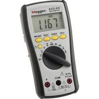 Digitální multimetr Megger AVO410, ochrana proti tryskající vodě (IP65)