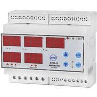 Digitální multimetr na DIN lištu Entes EPM-06-DIN