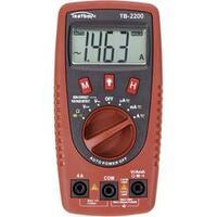 Digitální multimetr Testboy TB-2200, kalibrováno dle ISO