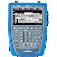 Digitální osciloskop Metrix OX 9302-BUS, 300 MHz, 2kanálový, funkce multimetru