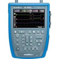 Digitální osciloskop Metrix OX9062, 60 MHz, 2kanálový, s pamětí (DSO), ruční provedení, funkce multimetru, spektrální analyzátor
