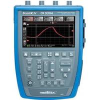 Digitální osciloskop Metrix OX9304, 300 MHz, 4kanálový, s pamětí (DSO), ruční provedení, funkce multimetru, spektrální analyzátor