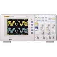 Digitální osciloskop Rigol DS1102E, 100 MHz, 2kanálový, Kalibrováno dle ISO
