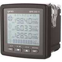 Digitální panelový měřič ENTES MPR-32-72 MPR-32-72