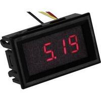 Digitální panelový měřič Joy-it VM433 com-vm433