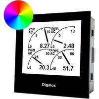Digitální panelový měřič TDE Instruments DPM72-MPN 100364