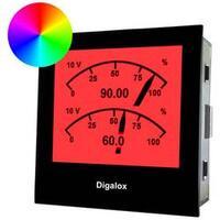 Digitální panelový měřič TDE Instruments DPM72-MPPV DPM72-MPPV
