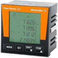 Digitální panelový měřič Weidmüller POWER MONITOR 51A 1470260000