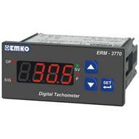 Digitální tachometr Emko ERM-3770.5.00.0.1/00.00/0.0.0.0 se vstupem NPN/PNP a reléovým výstupem