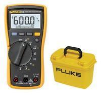 Digitální multimetr Fluke 115 + kufr FLUKE C1600