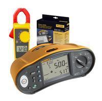 Tester elektrických instalací Fluke 1662 + Fluke 323 a SW