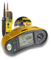 Tester elektrických instalací Fluke 1663 + Fluke T130 a SW