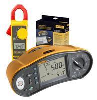 Tester elektrických instalací Fluke 1663 + Fluke 324 a SW