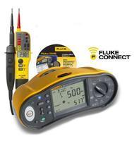 Tester elektrických instalací Fluke 1664 FC + Fluke T150 a  SW