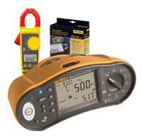 Tester elektrických instalací Fluke 1664 FC + Fluke 325 a  SW