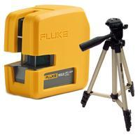 Nivelační křížový laser Fluke 180LG + stativ HAMA Star 05
