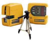 Nivelační křížový laser Fluke 180LR SYSTEM + stativ HAMA Star 05