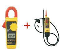 Výhodný set - klešťový ampérmetr Fluke 325 + Fluke T90